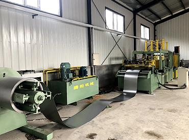 波纹片自动焊接机公司